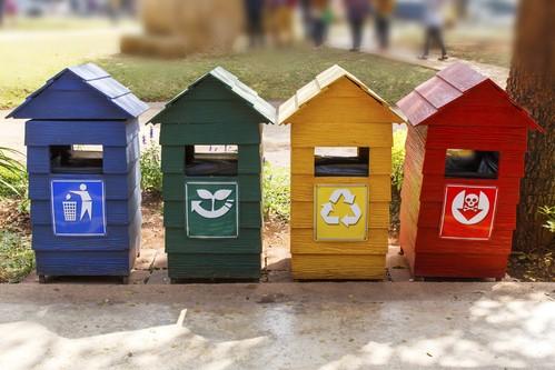 les symboles du recyclage lemon tri