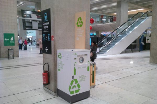 Recyclage Bouteille et Canette