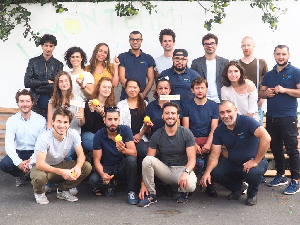 La Lemon Team