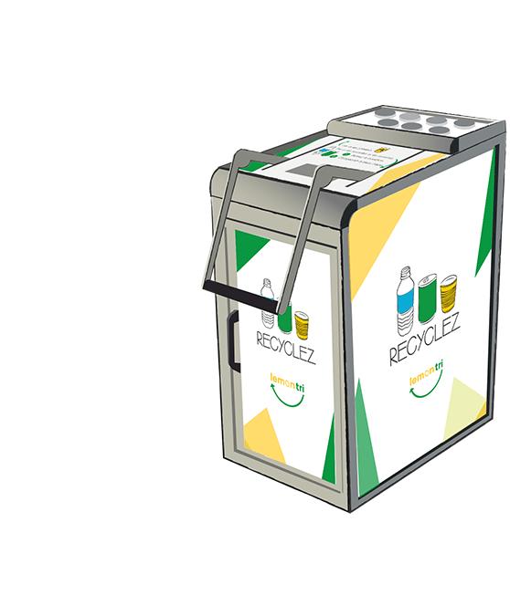 Lemon Tri Machines de Tri