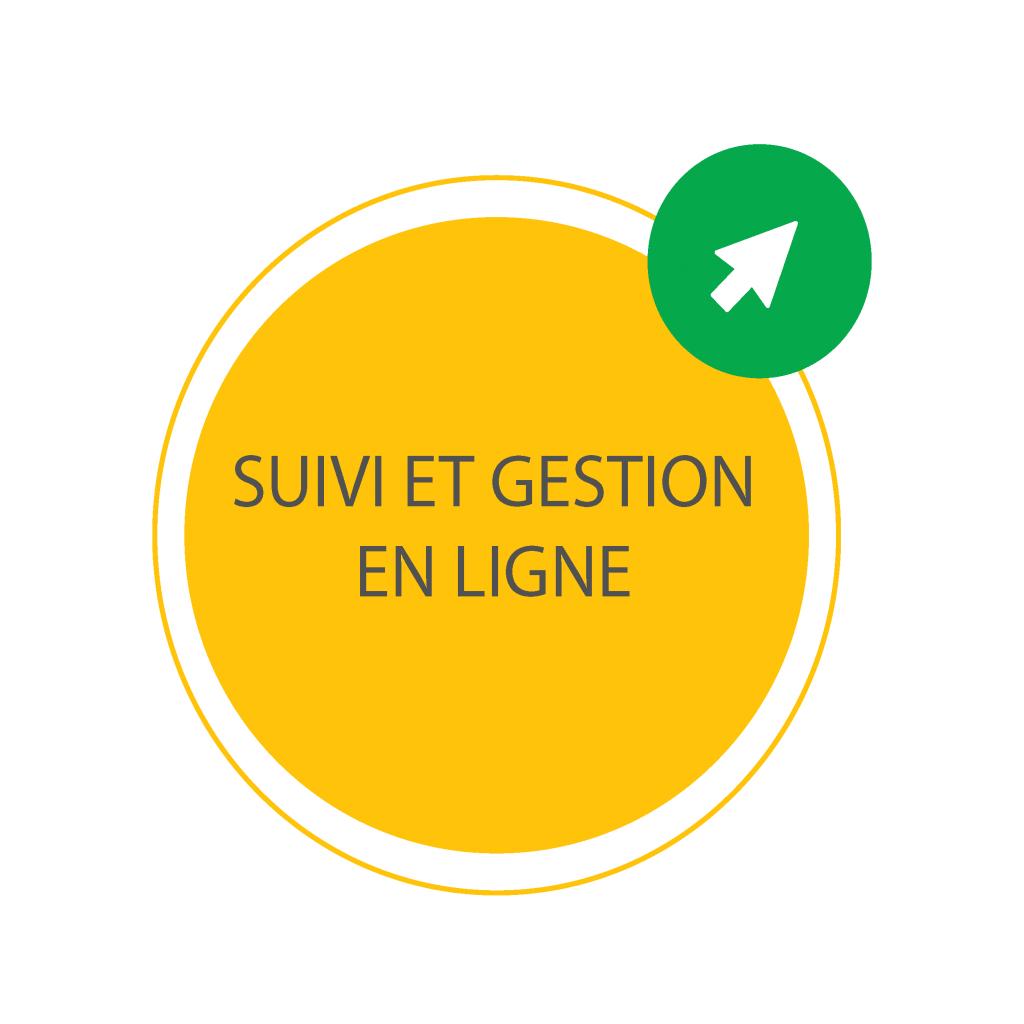Lemon Tri suivi et gestion en ligne