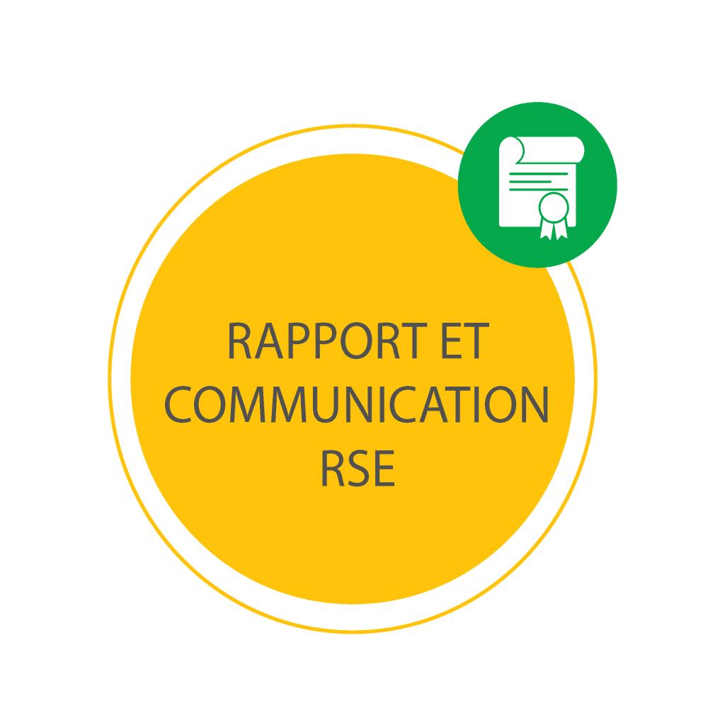 Communication RSE recyclage des déchets