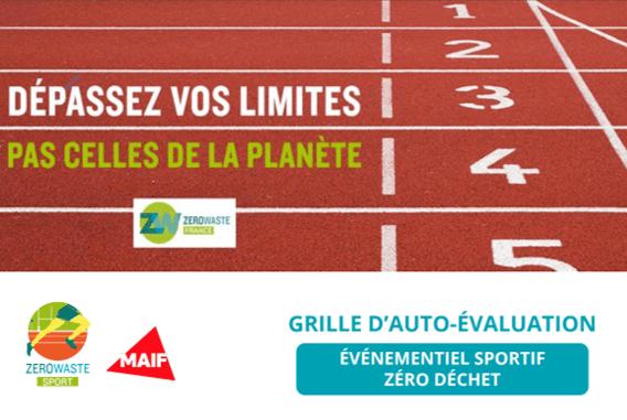 Guide Zero Waste France évènement sportif