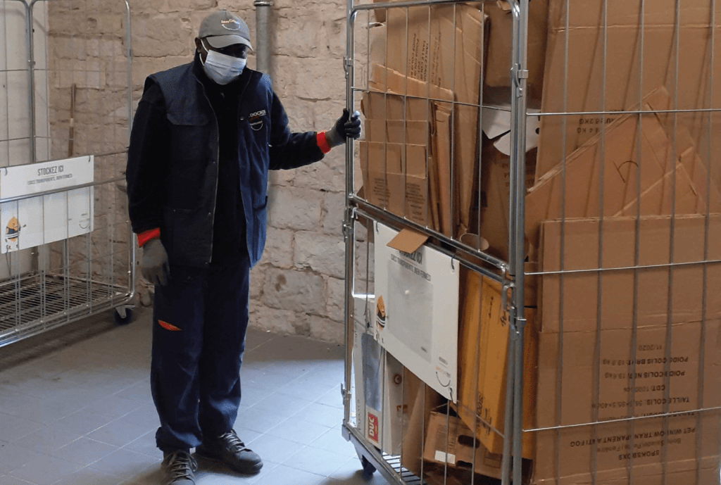 Les Docks Village à Marseille confient la gestion de leurs déchets à Lemon Tri