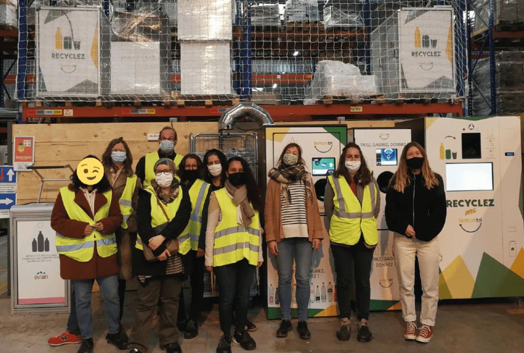 Formation pour devenir eco-animateur avec Moulinot et Lemon Tri