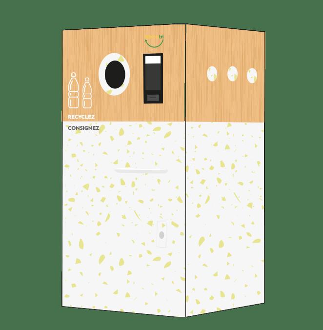 Lemon Tri nouvelle machine Zeta