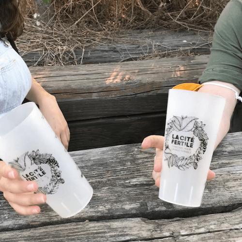 Lemon Tri consigne des ecocups réutilisables
